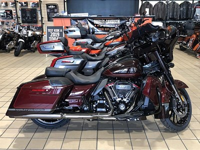 New 2019 Harley-Davidson® CVO™ Street Glide®