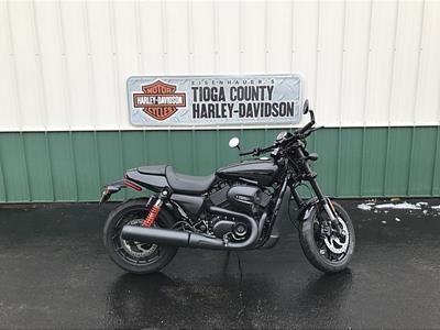 New 2017 Harley-Davidson® Street Rod™