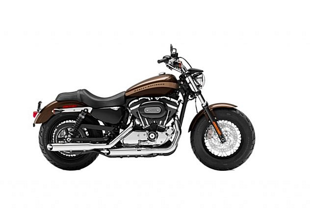 Photo of a 2019 Harley-Davidson® XL1200C Sportster® 1200 Custom
