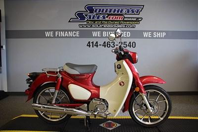 Used 2020 Honda® Super Cub C125 ABS