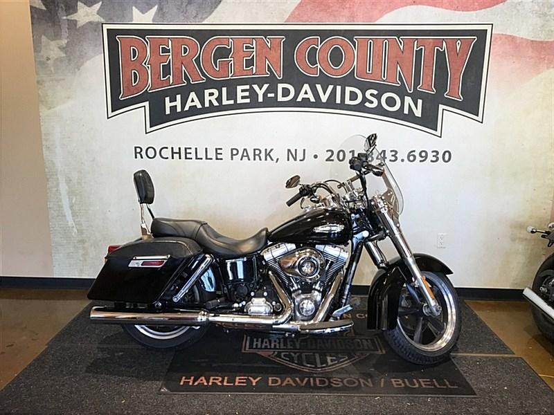 Photo of a 2013 Harley-Davidson® FLD Dyna® Switchback