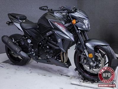 Used 2018 Suzuki GSXS750 W/ABS