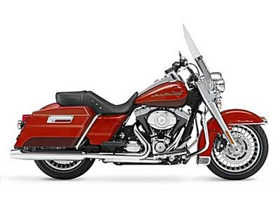 Used 2013 Harley-Davidson® Road King® Firefighter/Peace Officer