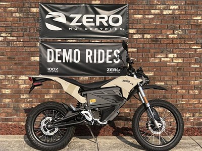 Used 2019 Zero Motorcycles FX ZF7.2 Integrated Electric