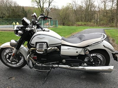 Used 2014 Moto Guzzi California 1400 Custom Touring ABS