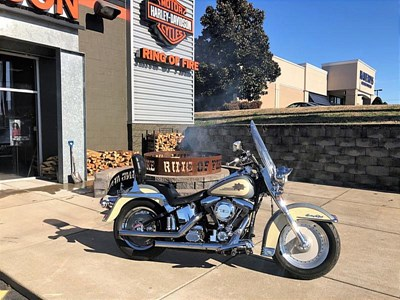 Used 1997 Harley-Davidson® Heritage Softail® Classic