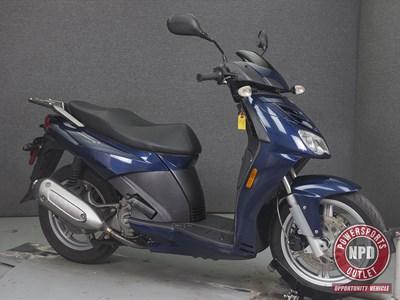 Used 2009 Aprilia Sportcity 250