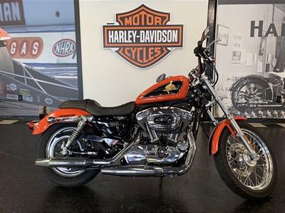 Used 2007 Harley-Davidson® Sportster® 1200 50th Anniversary