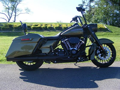 New 2018 Harley-Davidson® Road King® Special