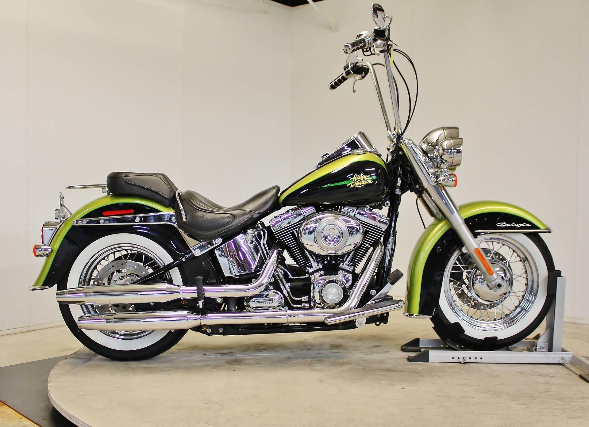 Apple Green Harley Davidson For Sale