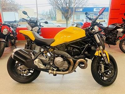 Used 2019 Ducati Monster 821