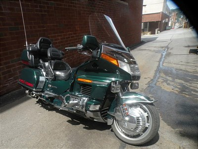 Used 1997 Honda® GoldWing Aspencade