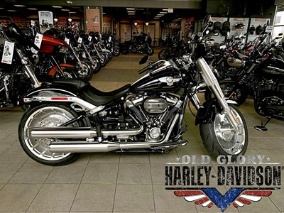 New 2019 Harley-Davidson® Softail® Fat Boy® 114
