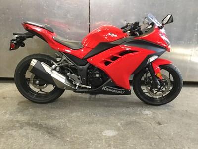 Used 2016 Kawasaki Ninja® 300
