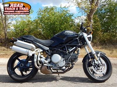 Used 2007 Ducati Monster S2R 800