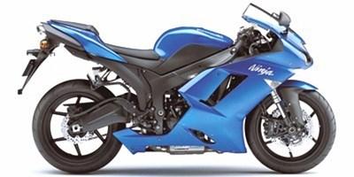 Used 2008 Kawasaki Ninja ZX-6R
