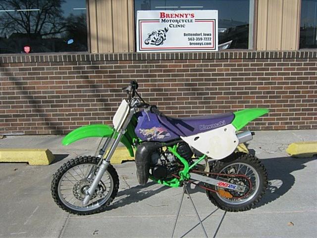 Photo of a 1996 Kawasaki KX80-R6