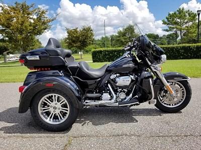 New 2019 Harley DavidsonR Tri GlideR Ultra
