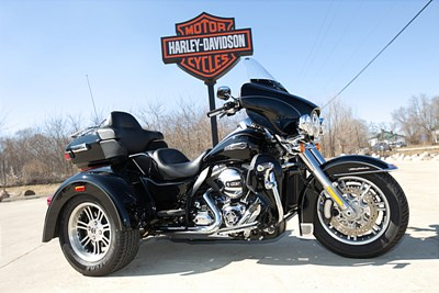 2015 New & Used Harley-Davidson® Trikes near Eau Claire, WI For Sale