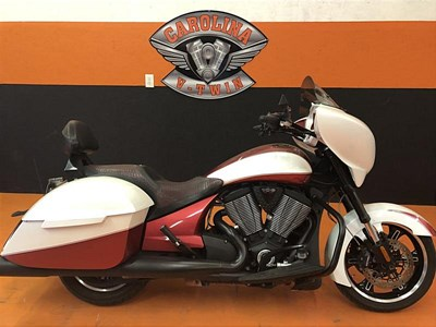 Used 2013 Victory Cross Country®