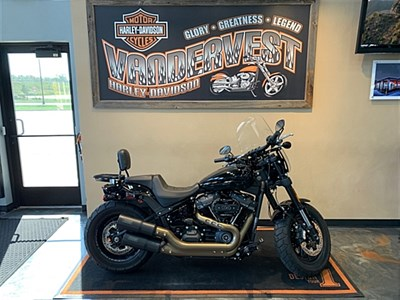 Used 2019 Harley-Davidson® Softail® Fat Bob® 114
