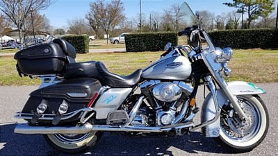 Used 2004 Harley-Davidson® Road King® Classic w/ Sidecar