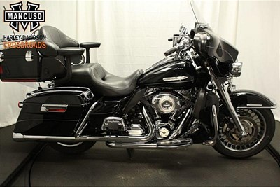 New 2012 Harley-Davidson® Electra Glide® Ultra Limited