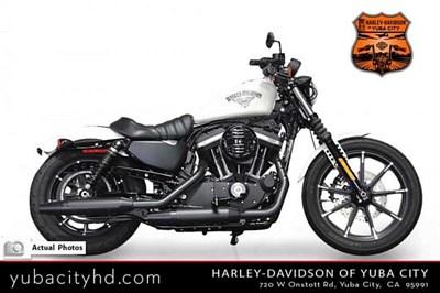 New 2018 Harley-Davidson® Sportster® Iron 883™