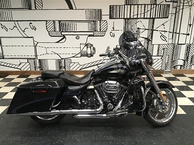 Used 2013 Harley-Davidson® CVO™ Road King® 110th Anniversary
