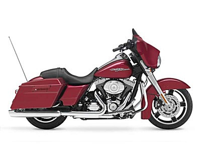Photo of a 2012 Harley-Davidson® FLHX Street Glide®