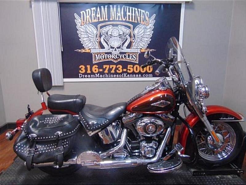 Photo of a 2013 Harley-Davidson® FLSTC Heritage Softail® Classic