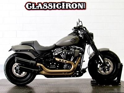 Used 2018 Harley-Davidson® Softail® Fat Bob® 107