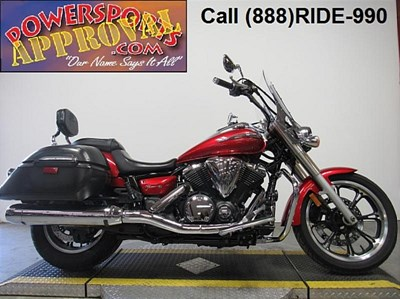 Used 2013 Yamaha V-Star 950 Tourer