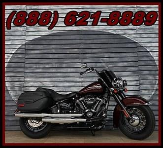 Used 2018 Harley-Davidson® Softail® Heritage Classic