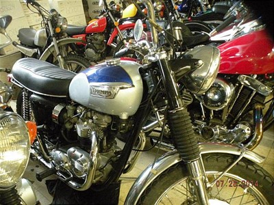 Used 1969 Triumph Bonneville 650 (UK)