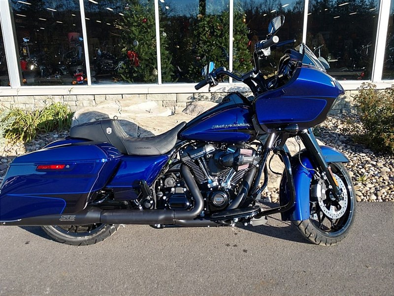 Photo of a 2020 Harley-Davidson® FLTRXS Road Glide® Special
