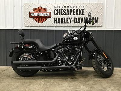 Used 2017 Harley-Davidson® Softail® Slim® S