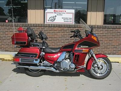 Used 1986 Kawasaki Voyager XII