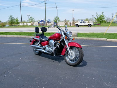 Used 2016 Honda® Shadow Aero