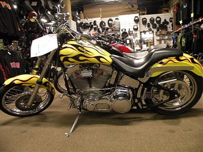 Used 2008 Special Construction Bobber