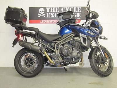 Used 2017 Triumph Tiger Explorer XRX