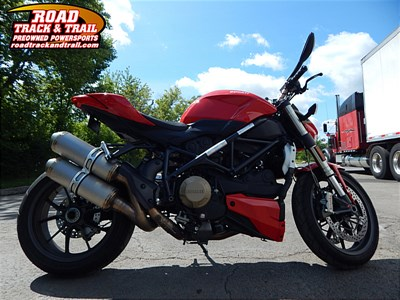 Used 2010 Ducati Streetfighter