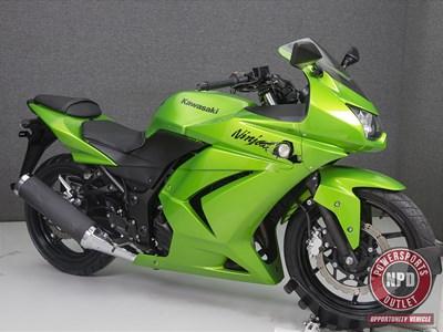 Used 2012 Kawasaki EX650E Ninja 650R