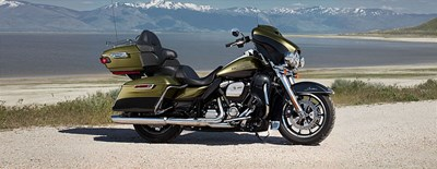 New 2018 Harley-Davidson® Ultra Limited® Low