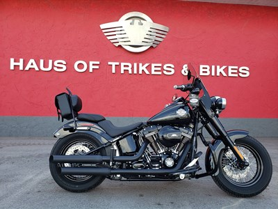 Used 2017 Harley-Davidson® Softail® Slim® S