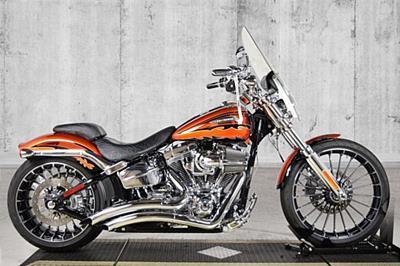 Harley Davidson San Francisco >> Cvo Breakout