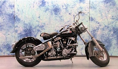 Used 1950 Harley-Davidson® Hydra-Glide Sport Solo Panhead