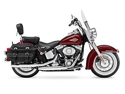 Photo of a 2010 Harley-Davidson® FLSTC Heritage Softail® Classic