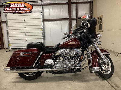 Used 2008 Harley-Davidson® Electra Glide® Standard