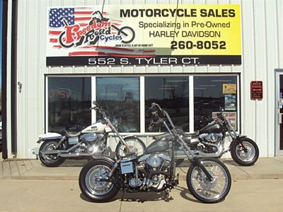 Used 1984 Harley-Davidson® Low Rider® Sturgis™ Special